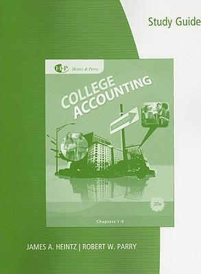 Study Guide and Working Papers for College Accounting