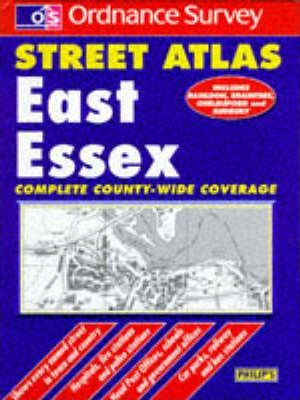 Ordnance Survey East Essex Street Atlas
