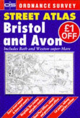 Ordnance Survey Bristol and Avon Street Atlas