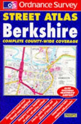 Ordnance Survey Berkshire Street Atlas