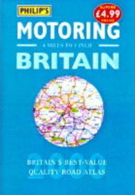 Philip's Motoring Atlas Britain 2000
