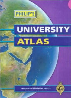 Philip's University Atlas