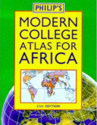Philip's Modern College Atlas for Africa