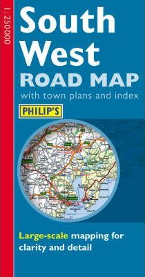 South West Road Map 2000
