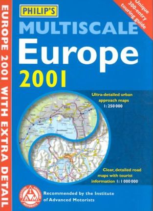 Philip's Multiscale Europe 2001