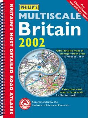 Philip's Multiscale Britain 2002