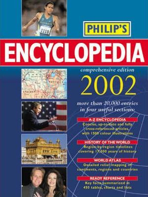 Philip's Encyclopedia 2002