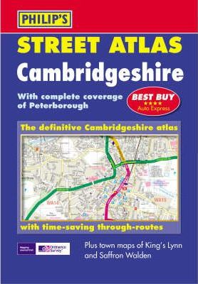 Ordnance Survey/Philip's Street Atlas Cambridgeshire