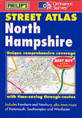 Philip's Street Atlas: North Hampshire