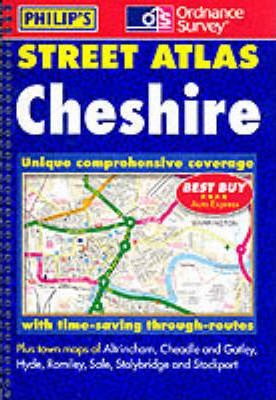 Street Atlas Cheshire