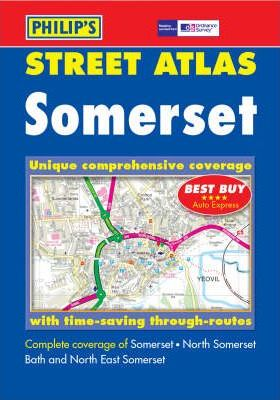 Street Atlas Somerset
