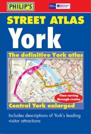 Philip's Street Atlas York
