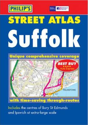 Street Atlas Suffolk