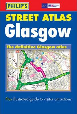 Street Atlas Glasgow