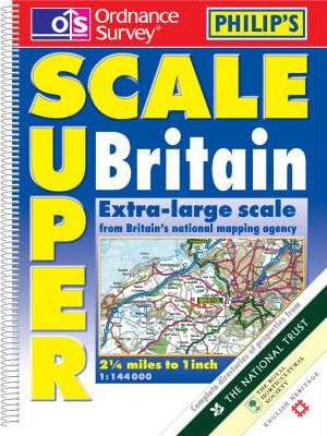 Philips OS Superscale Atlas of Britain