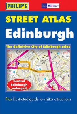 Philip's Street Map Edinburgh