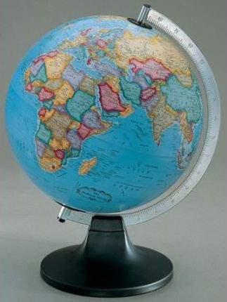 Scott Illuminated Globe