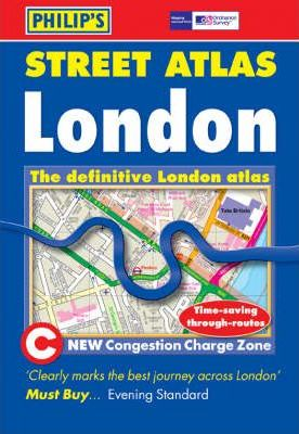 Philip's Street Atlas: London - Standard