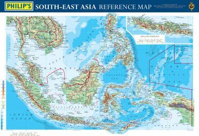 Philip's South East Asia Reference Map