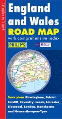 England and Wales Road Map