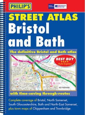 Bristol and Bath Street Atlas
