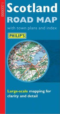 Philip's Road Map: Scotland