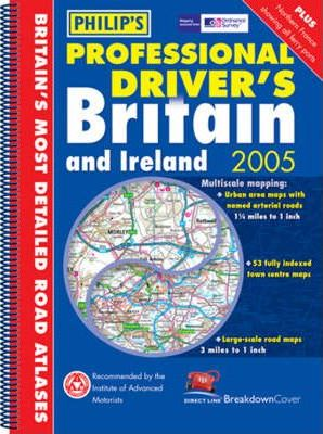 Professional Driver's Britain and Ireland 2005