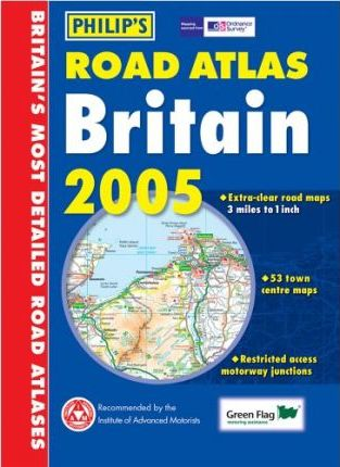 Road Atlas Britain 2005