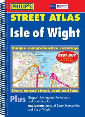 Philip's Street Atlas Isle of Wight