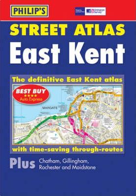 Philip's Pocket Street Atlas East Kent