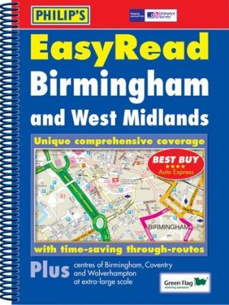 Philip's EasyRead Birmingham and West Midlands