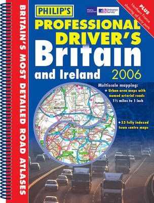 Professional Driver's Atlas Britain 2006