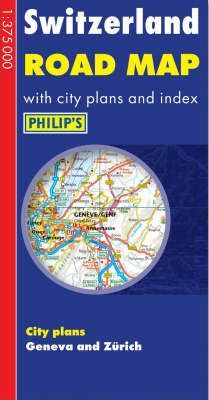 Philip's Road Map Europe