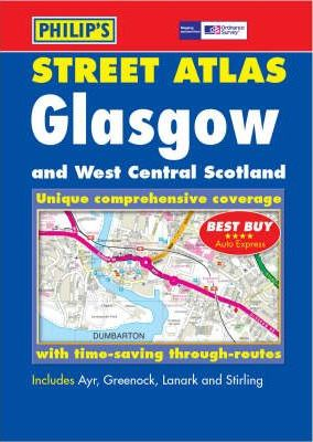 Glasgow and West Central Scotland Street Atlas: Pocket Edition