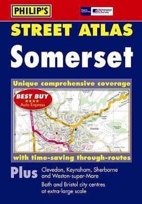 Philip's Street Atlas Somerset