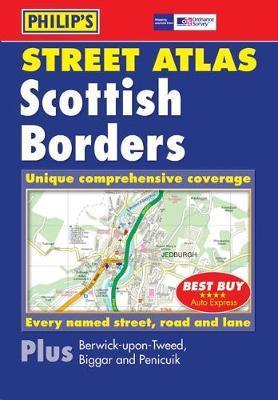 Scottish Borders Street Atlas