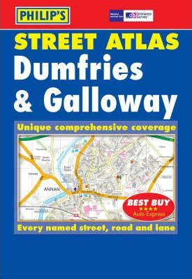 Street Atlas Dumfries and Galloway