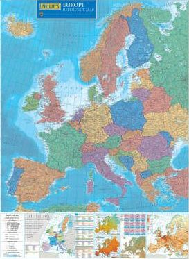 Philip's Europe Reference Map