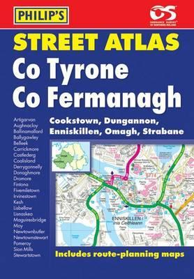 Philip's Street Atlas Tyrone and Fermanagh