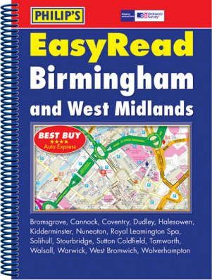 Easyread Birmingham and West Midlands 2007