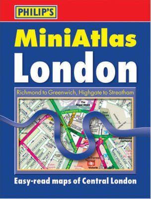 Philip's Mini Atlas London