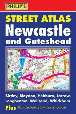 Philip's Street Atlas Newcastle and Gateshead