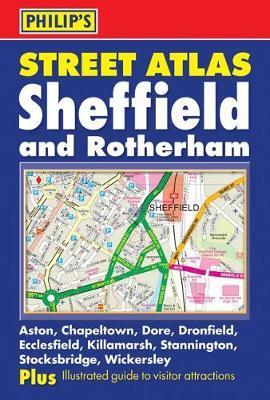 Philip's Street Atlas Sheffield and Rotherham