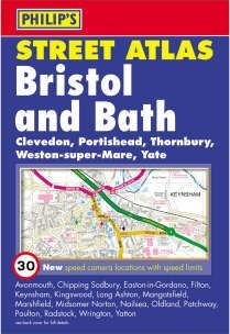 Philip's Street Atlas Bristol and Bath