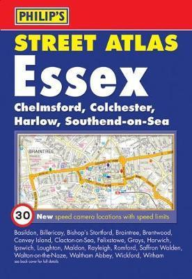 Philip's Street Atlas Essex