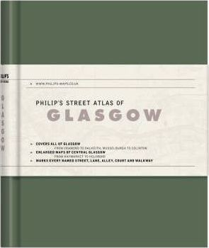 Philip's Street Atlas of Glasgow