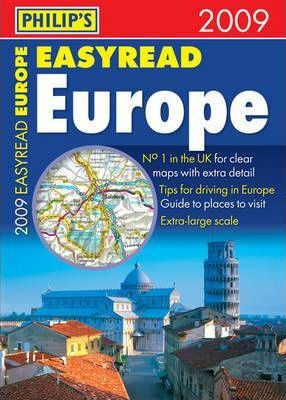 Philip's Easyread Europe 2009