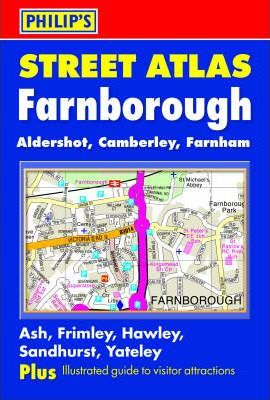 Philip's Street Atlas Farnborough