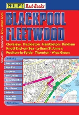 Philip's Red Books Blackpool and Fleetwood