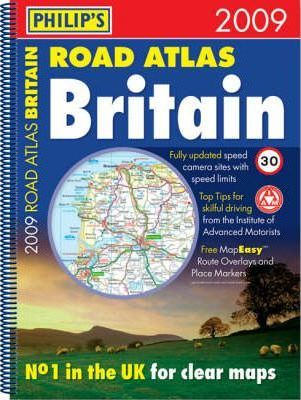 Philip's Road Atlas Britain 2009